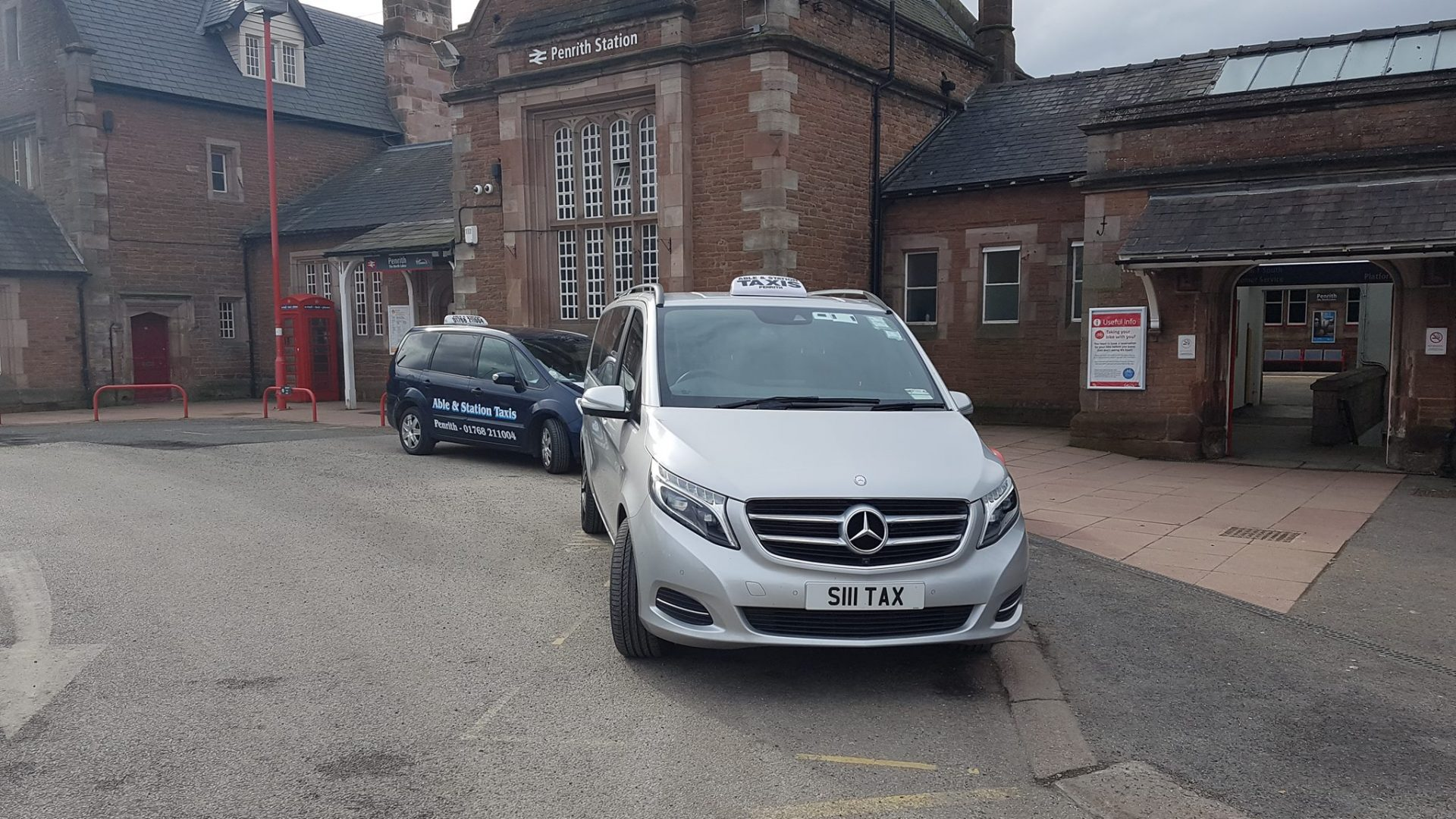 Able and Station Taxis Penrith